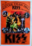 "KISS - Fan Club Magazin 10 - ""Hotter Than Hell"" - Deutschland 1997"