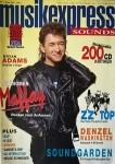 PETER MAFFAY - Coverstory der MUSIK EXPRESS - 3/1994
