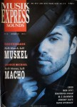 GEORGE MICHAEL - Coverstory der MUSIK EXPRESS - 10/1990