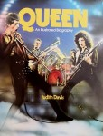"Buch - QUEEN ""An Illustrated Biography"" - USA 1981"