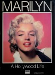 """MARILYN MONROE - Buch """"Marilyn - A Hollywood Life"""" - England 1989"""
