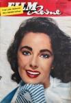 """ELIZABETH TAYLOR auf dem Titel der """"Film Revue"""" von 1959"""