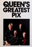 "Gesuchtes Fotobuch: ""QUEEN ´S GREATEST PIX"" - England 1981"