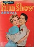 The latest FILM SHOW Annual - mit ELVIS PRESLEY auf dem Cover - England um 1960