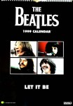 THE BEATLES - Kalender für 1999 - England
