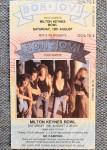 "BON JOVI - Ticket - ""New Jersey Syndicate""- Tour 1989 - England"