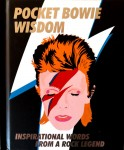 "Mini-Buch - DAVID BOWIE - ""Pocket Bowie Wisdom"" - Erstauflage England 2016"