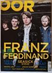 """FRANZ FERDINAND - Titelstory der holländischen """"OOR"""" - Musikmagazin von 2013"""