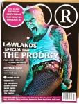 """PRODIGY - Titelstory der """"OOR"""" - Holländisches Musikmagazin von 2009"""