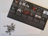DAVID BOWIE - Exklusiver Umschlag der britischen ROYAL MAIL +