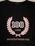 """DIE FANTASTISCHEN VIER - Tour-Shirt - """"100 Jahre"""" - Ingolstadt 17.07.2009 - Vintage!"""