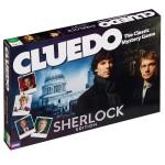 Cluedo - SHERLOCK - Edition - BENEDICT CUMBERBATCH / MARTIN FREEMAN - Neuware