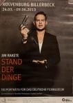 MORITZ BLEIBTREU - Plakat - Fotoausstellung - JIM RAKETE - 2013