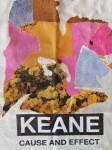 "KEANE - Bag - ca. 40 x 40cm - OFFICIAL ""Cause & Effect"" - Tour"