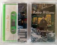 "ROBBIE WILLIAMS - ""The Christmas Present"" - GRÜNE Kassette - Ltd. Edition - OVP"