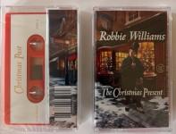 "ROBBIE WILLIAMS - ""The Christmas Present"" - Kassette - Ltd. RED Edition - OVP"