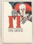 "TIM CURRY - Notizbuch - Stephen Kings ""ES"" (1990) - Movie Poster"