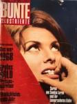 SOPHIA LOREN - Coverstory der BUNTE von 1969 !