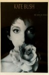 "KATE BUSH - Postkarte ""The Sensual World"" - ungelaufen - Vintage!"