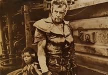 """Postkarte - MEL GIBSON - """"Mad Max"""" - ungelaufen - USA"""