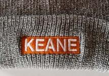 KEANE - Beanie mit Band-Logo - EXKLUSIVES Merchandise - Ungetragen!