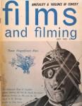 """GERT FRÖBE - Titel der """"Film and Filming"""" - England von 1965"""