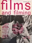 "SEAN CONNERY - Titel der ""Film and Filming"" - England, 1965 - JAMES BOND"