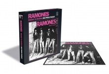 "RAMONES - Puzzle - 500 Teile - ""Rocket to Russia""- Motiv - Neuware"