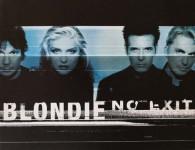 "BLONDIE - Tour-Programm ""No Exit"" - UK 1989 - DEBBIE HARRY"