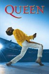 QUEEN - Poster - Live in der Wembley-Arena - FREDDIE MERCURY
