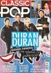 "DURAN DURAN - Coverstory - Magazin ""Classic Pop"" - England 2015"