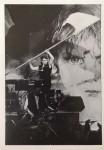 Postkarte - U2 - Live - aus altem Händlerbestand - unbeschrieben