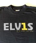 "ELVIS PRESLEY - Promo-Shirt zum Album Release ""ELV1S - 30  #1 Hits"" - 2002"