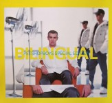 "PET SHOP BOYS - ""Bilingual"" - Shop - Display - Poster - 1996"