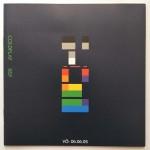 """COLDPLAY - schöne Presseinfo zum Release von """"X&Y"""" - 2005"""
