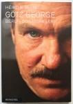"""Buch, GÖTZ GEORGE - """"Beruf: Schauspieler"""" - mit umfangreicher Filmographie"""