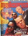 "THE PRODIGY - Coverstory der ""MusikExpress"" von 1996"
