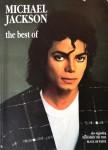 "Notenbuch - MICHAEL JACKSON - ""the best of"" - Italien 1998"