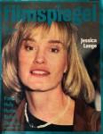 """Magazin - JESSICA LANGE auf dem Cover des """"FILMSPIEGEL"""" - 1990"""