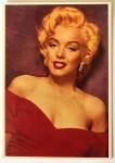 """Postkarte - MARILYN MONROE in """"Niagara"""" - ungelaufen - England 1984"""