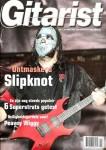"""SLIPKNOT - seltenes holländisches Magazin """"Gitarist"""" von 2001"""