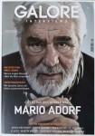 Magazin - MARIO ADORF auf dem Cover der GALORE von 2018