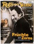"""Magazin - BRUCE SPRINGSTEEN auf dem Titel des """"Rolling Stone"""" - Deutschland - 2005"""