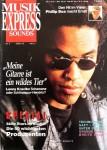 """LENNY KRAVITZ - Coverstory der """"MusikExpress"""" von 1993"""