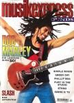 """BOB MARLEY - Coverstory der """"MusikExpress"""" von 1995"""
