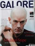 Magazin - MICHAEL STRIPE (R.E.M.) auf dem Cover der GALORE von 2006