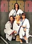 """ABBA - """"Made in Sweden"""" - seltenes Holländisches Fanbuch von 1977"""