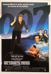 "JAMES BOND - 007- ""Licence To Kill"" - ungelaufene Postkarte um 1990"