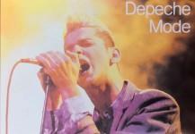 DAVE GAHAN / DEPECHE MODE - unbenutzte Postkarte - Italien um 1990