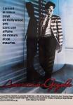 "RICHARD GERE ""American Gigolo"" - ungelaufene Postkarte - Frankreich um 1990"